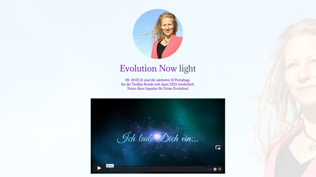 Für nur 18 € -> Evolution Now light