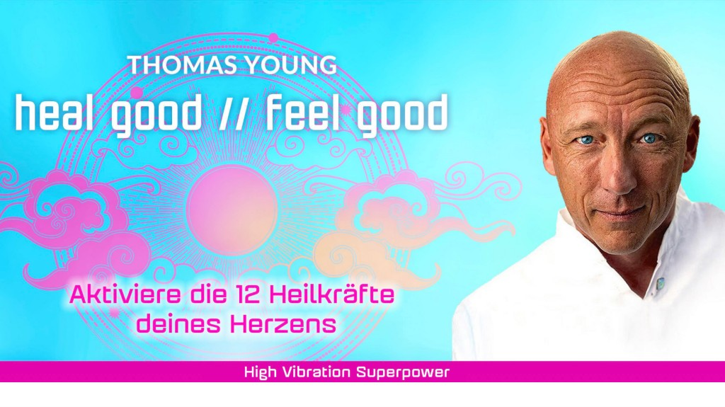 "Hier geht's zur ""heal good // feel good"" Masterclass"