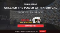 TONY ROBBINS UNLEASH THE POWER