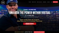 Tony Robbins Unleash The Power Within Virtual 2021